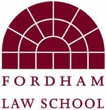 Fordham University School of Law Logo