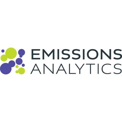 Emissions Analytics, United Kingdom Logo