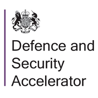 Defence and Security Accelerator Logo