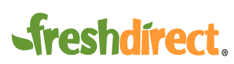 FreshDirect & FoodKick Logo