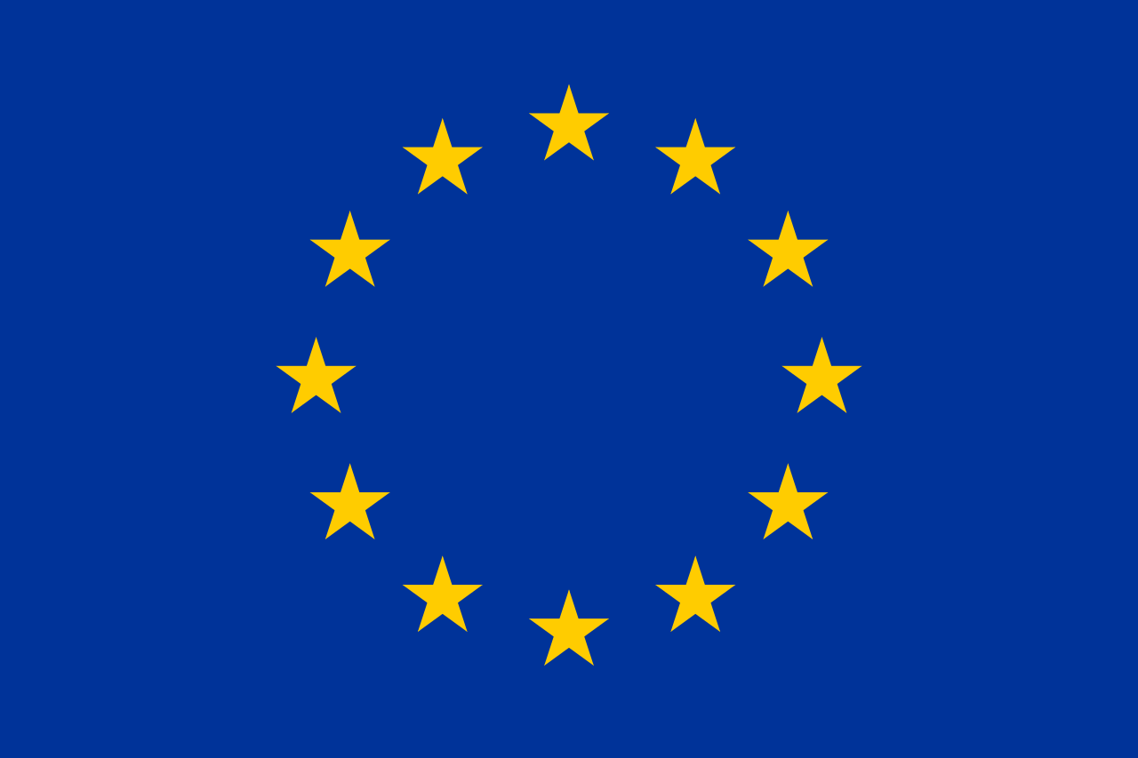 Delegation of the European Union to the Republic of Serbia Logo
