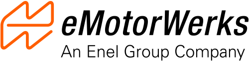 eMotorWerks Enel X, United Kingdom Logo