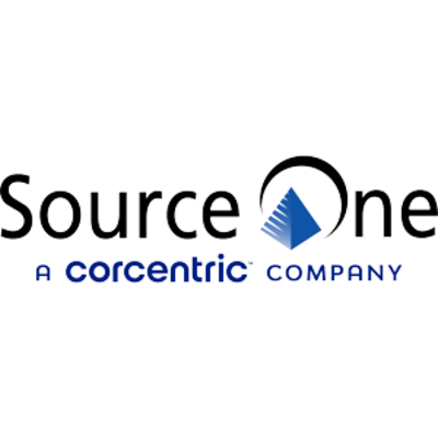 Source One, A Corcentric Company Logo
