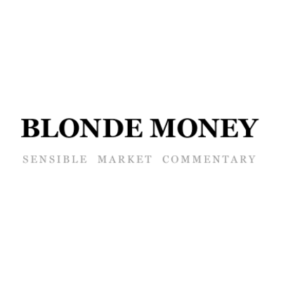BlondeMoney Logo