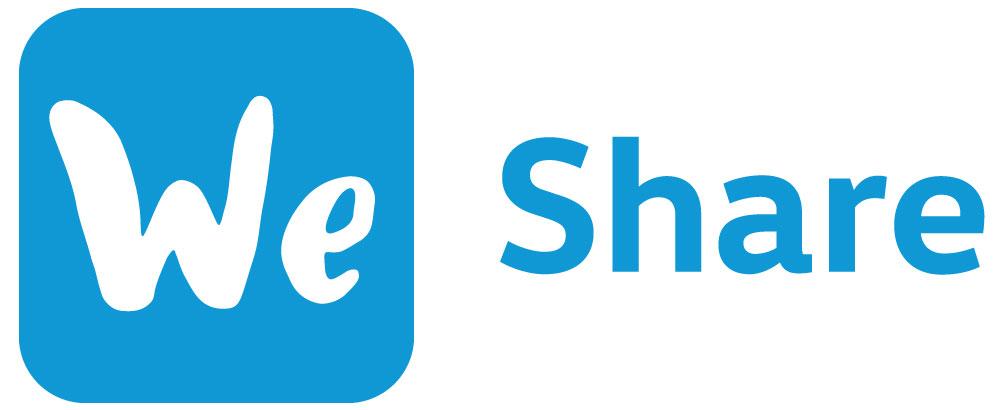 WeShare, A Volkswagen Group Company, Germany Logo