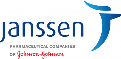 Janssen Pharmaceuticals, a Johnson & Johnson Company Logo