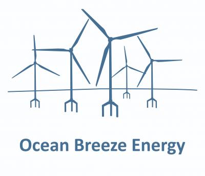 Ocean Breeze Energy GmbH Logo