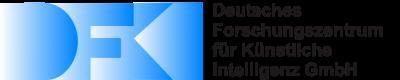 DFKI (Deutsches Forschungsinstitut für Künstliche Intelligenz) GmbH Logo