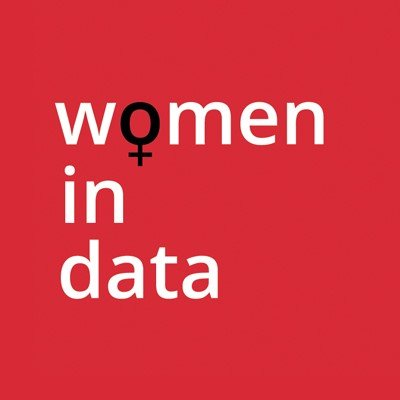 Women in Data UK Logo