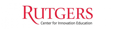 Rutgers Center for Innovation Education Logo