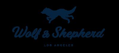 Wolf & Shepherd Logo