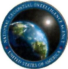 National Geospatial-Intelligence Agency Logo