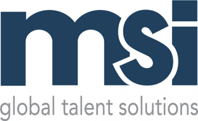 MSI Global Talent Solutions Logo