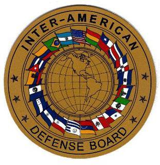 Inter-American Defence Board Logo