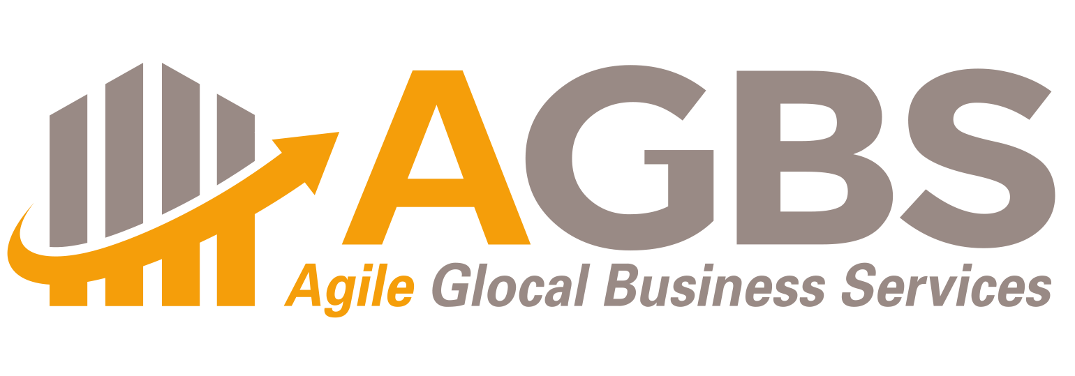 AgileGBS, and Former Vice President of Global Business Services LafargeHolcim Logo