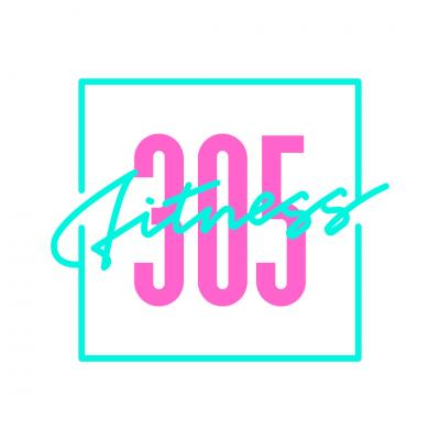 305 Fitness Logo