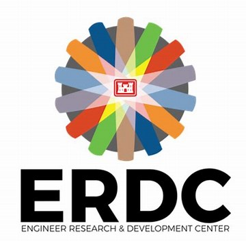 Engineer Research and Development Center, US Army Corps of Engineers Logo