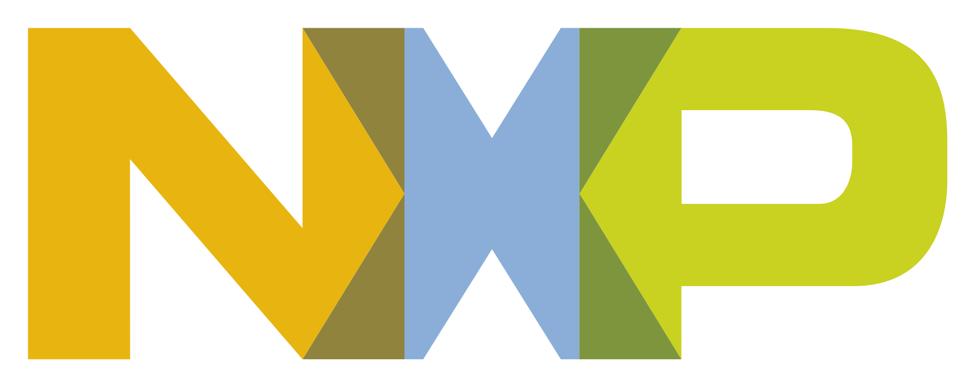 NXP Semiconductors, USA Logo
