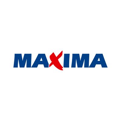 Maxima Latvija formerly Air Baltic Logo