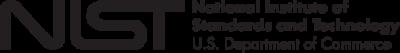 NIST (National Institute of Standards & Technology) Logo
