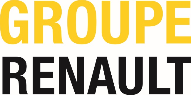 Groupe Renault, France Logo