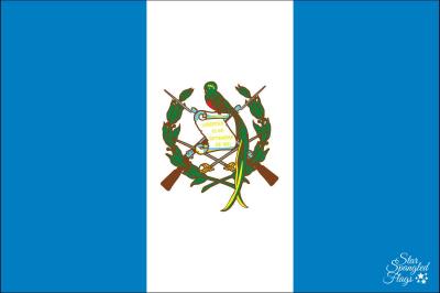 Guatemalan Air Force Logo