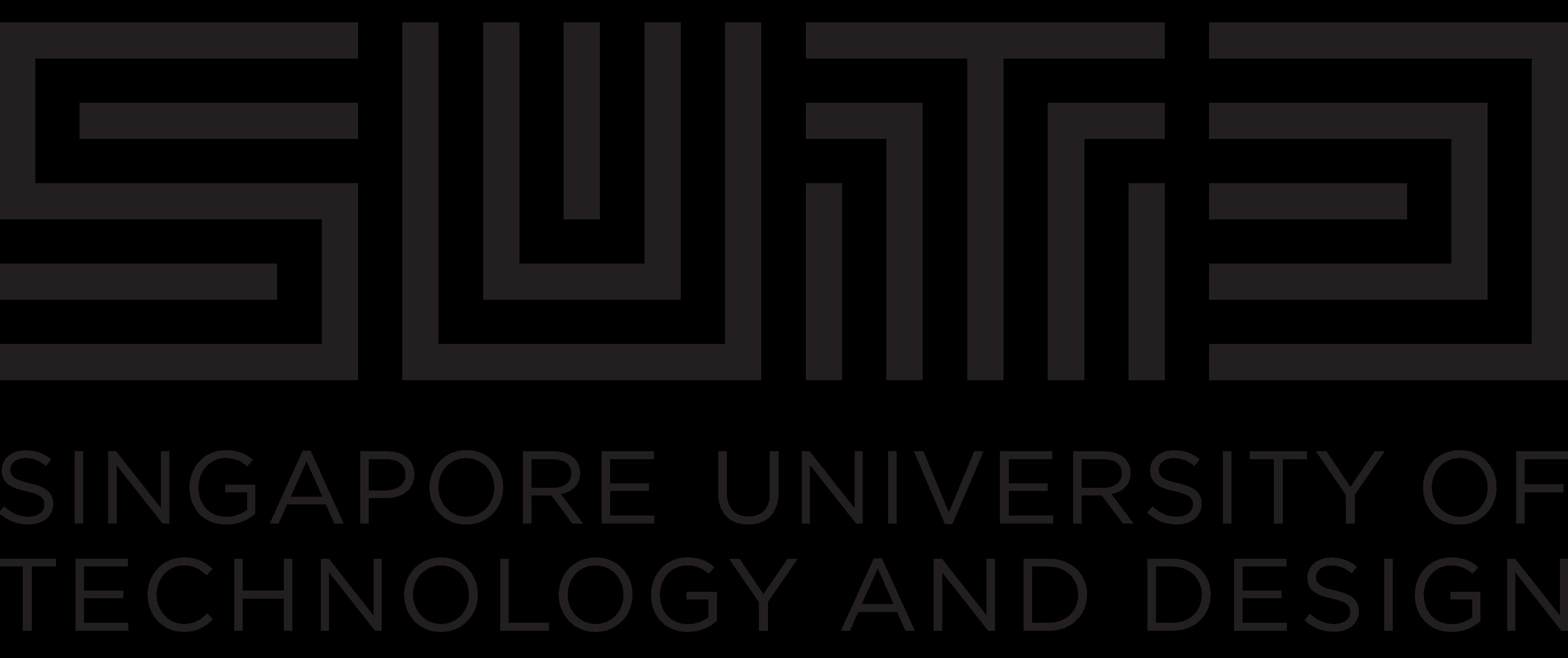 Singapore University of Technology and Design (SUTD) Logo