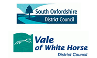 South Oxfordshire and Vale of White Horse District Councils Logo