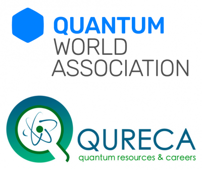 Quantum World Association / QURECA Logo