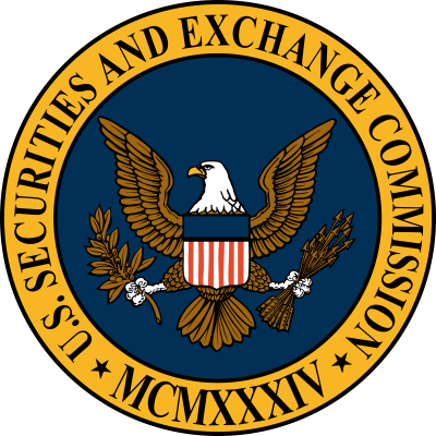 U.S.Securities and Exchange Commission (SEC) Logo