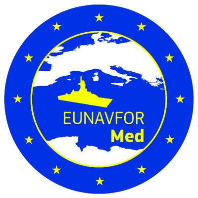 EUNAVFORMED Operation Sophia Logo