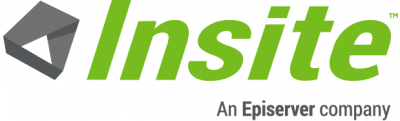 Insite Software, An Episerver Company Logo