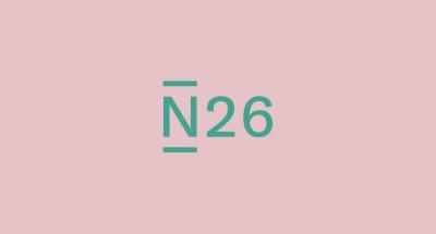 N26 UK Logo