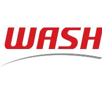 WASH Laundry Logo