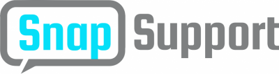 SnapSupport Logo
