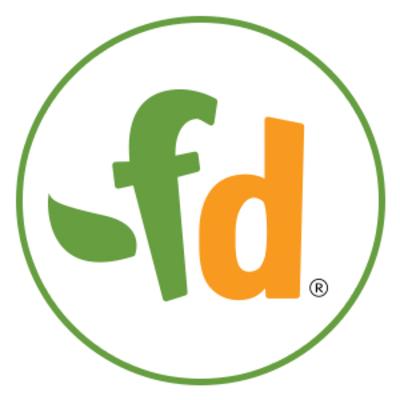 Foodkick by FreshDirect Logo