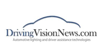 Driving Vision News Logo