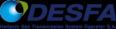 Hellenic Gas Transmission System Operator (DESFA) SA Logo