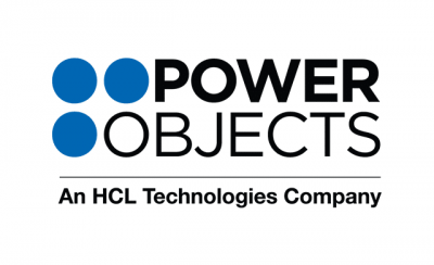 PowerObjects, an HCL Technologies Company Logo