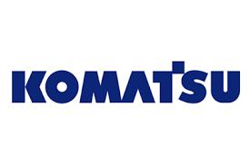Komatsu America Corp. Logo