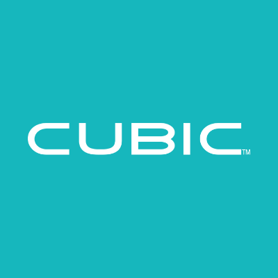 Cubic Transportation Systems Logo