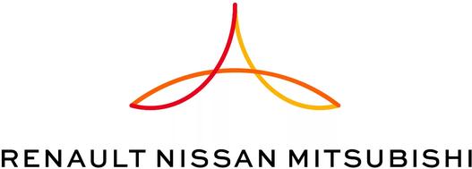Renault-Nissan-Mitsubishi, France Logo