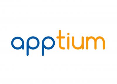 Apptium Technologies Logo