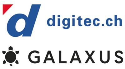 Digitec Galaxus Logo
