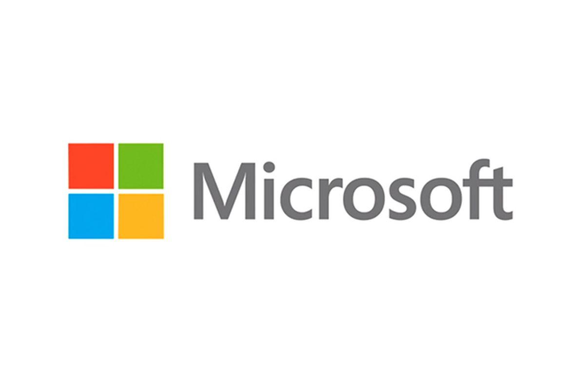 Microsoft Healthcare Logo
