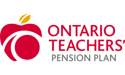 ONTARIO TEACHERS' PENSION PLAN BOARD (OTPP) Logo