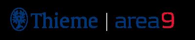 Global Healthcare Education Area9 Lyceum GmbH; Board Member Thieme|Area9 Logo