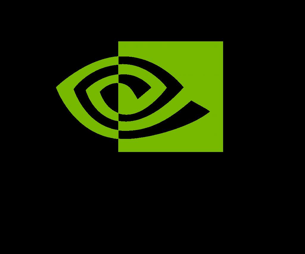 NVIDIA, USA Logo