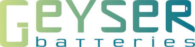 Geyser Batteries Oy, Finland Logo