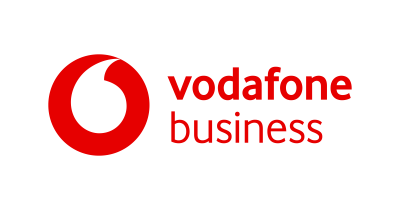 Vodafone Business Logo